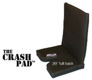 The Crash Pad 20'' Full Back