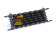 Oil Cooler 16 Row with AN8 outlets