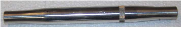 13'' x 1/2''  Aluminum Swedge Rod