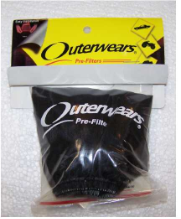 Air Filter Outerwear Fits NXS 01-05 GSXR Filter