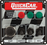 Ignition Plate QuickCar