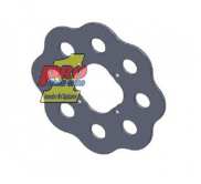 "Brake Rotor Front Pro Toyota  9.875"" O.D."