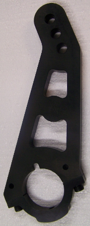 Winters 3rd Link Tube Bracket
