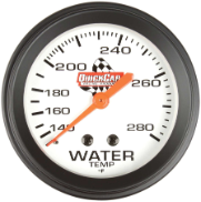 Water Temp Gauge Quick Car 100 - 280