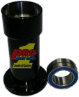 DMI Axle Tube Right W/ Bearing, clip and Support washer